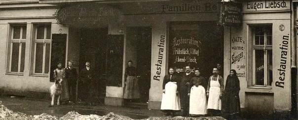 Berliner Jalousie-Fabrik -1899