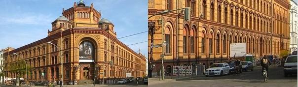 Alte Postfuhramt - Rollladen